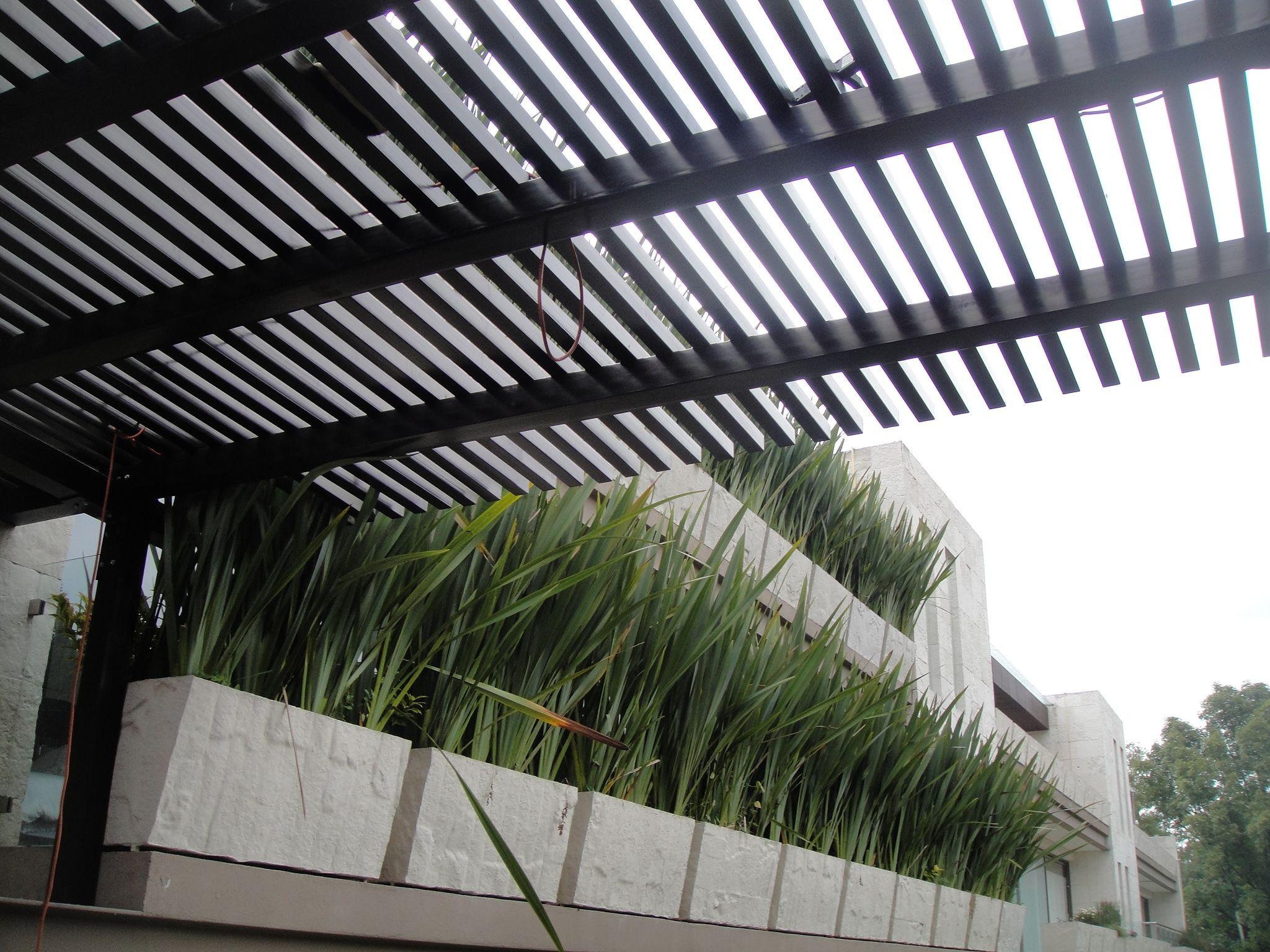 P Rgola Muebles Celos As Deck Terrazaloft Zeromadera  # Muebles Jardin Tokyo