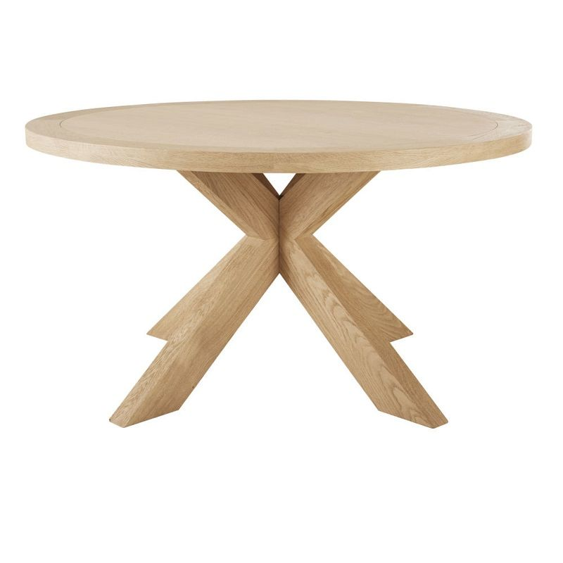 Table A Manger Ronde Faubourg 6 8 Personnes Table A Diner Maisons Du Monde En 2020 Table A Manger Ronde Table A Diner Et Table A Manger Vintage