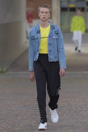 Gosha Rubchinskiy Menswear Spring Summer 2017 Florence - NOWFASHION