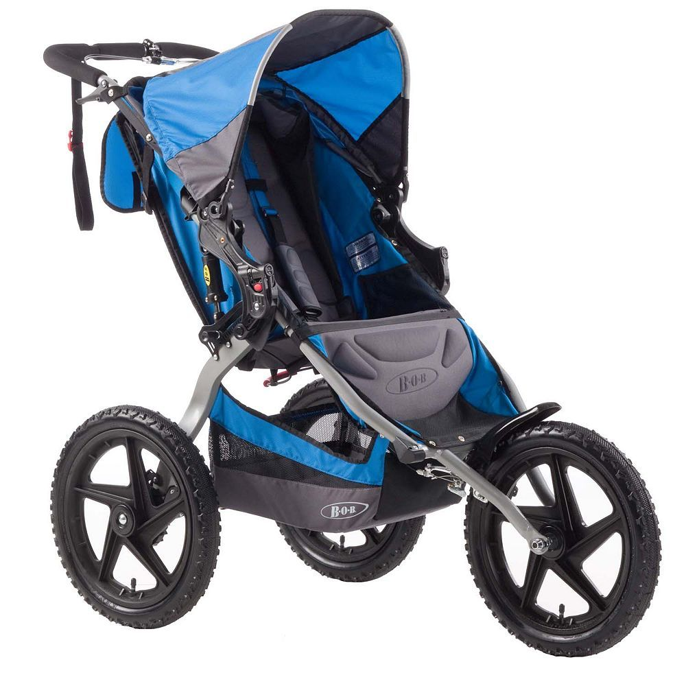 Safety & style rolled into one dependable stroller from