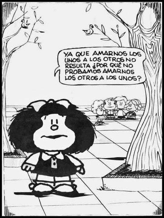 Evecita Bohórquez G On Frases Que Me Gustan Mafalda