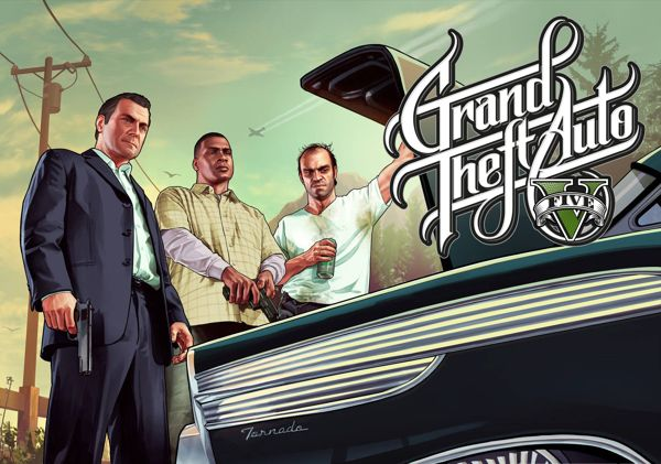 GTA logo facelift by Martin Schmetzer