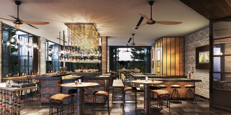 Hotel Indigo Phuket Patong Bar Lounge Hotel Indigo Hotel Bar