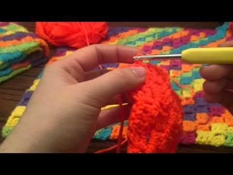 Decrease C2C Corner to Corner Blanket Crochet - YouTube | 2c2 ...