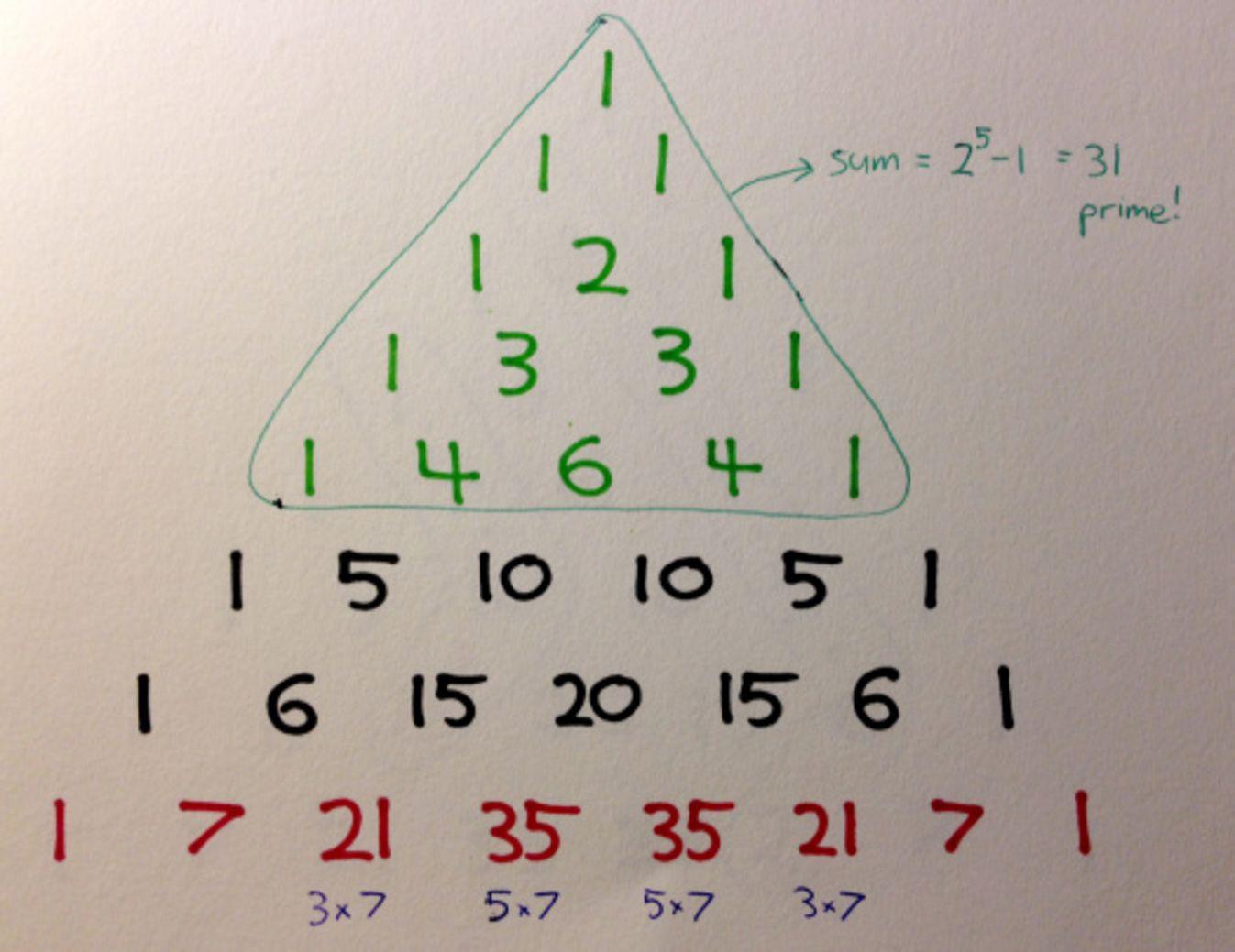 The 12 Days Of Pascal S Triangular Christmas Christmas Algebra Thing 1 Thing 2 Algebra Teacher