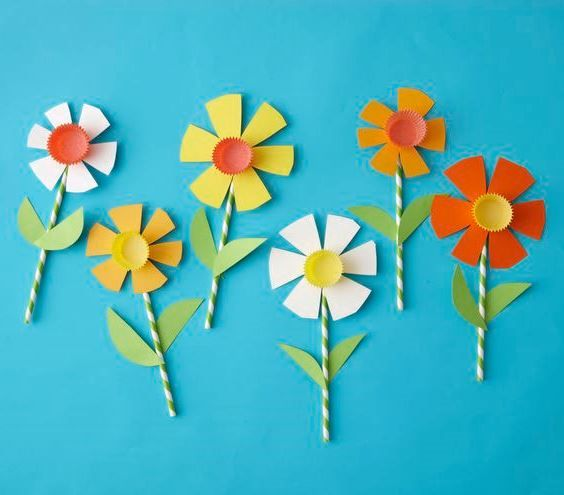 28 Best Construction Paper Projects Images On Pinterest Colourful Painting Techniques For Kids Google Search