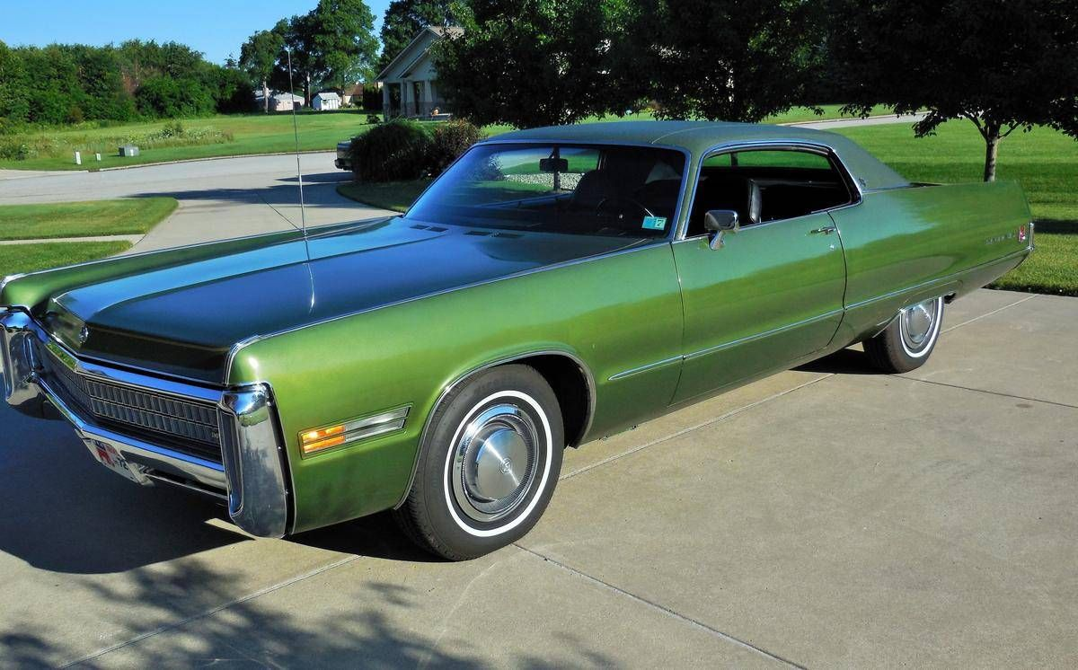 1972 Chrysler Imperial Lebaron For Sale 14 000 Hemmings Motor
