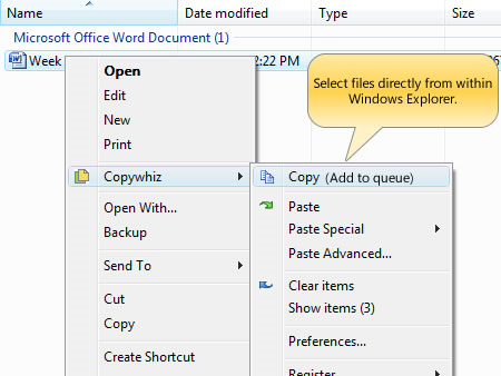 Copywhiz: A Better Way to Copy Files | Software Review