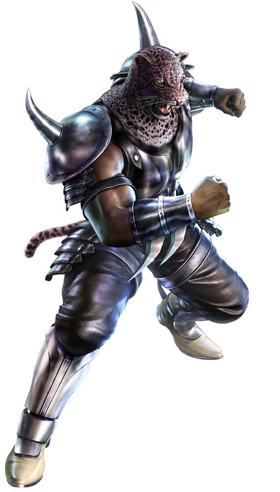 Armor King Tekken 6 King Art Game Concept Art Character Art
