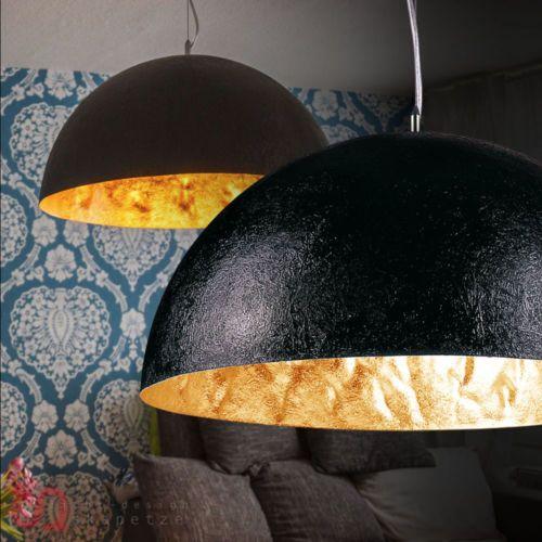esstischlampe schwarz