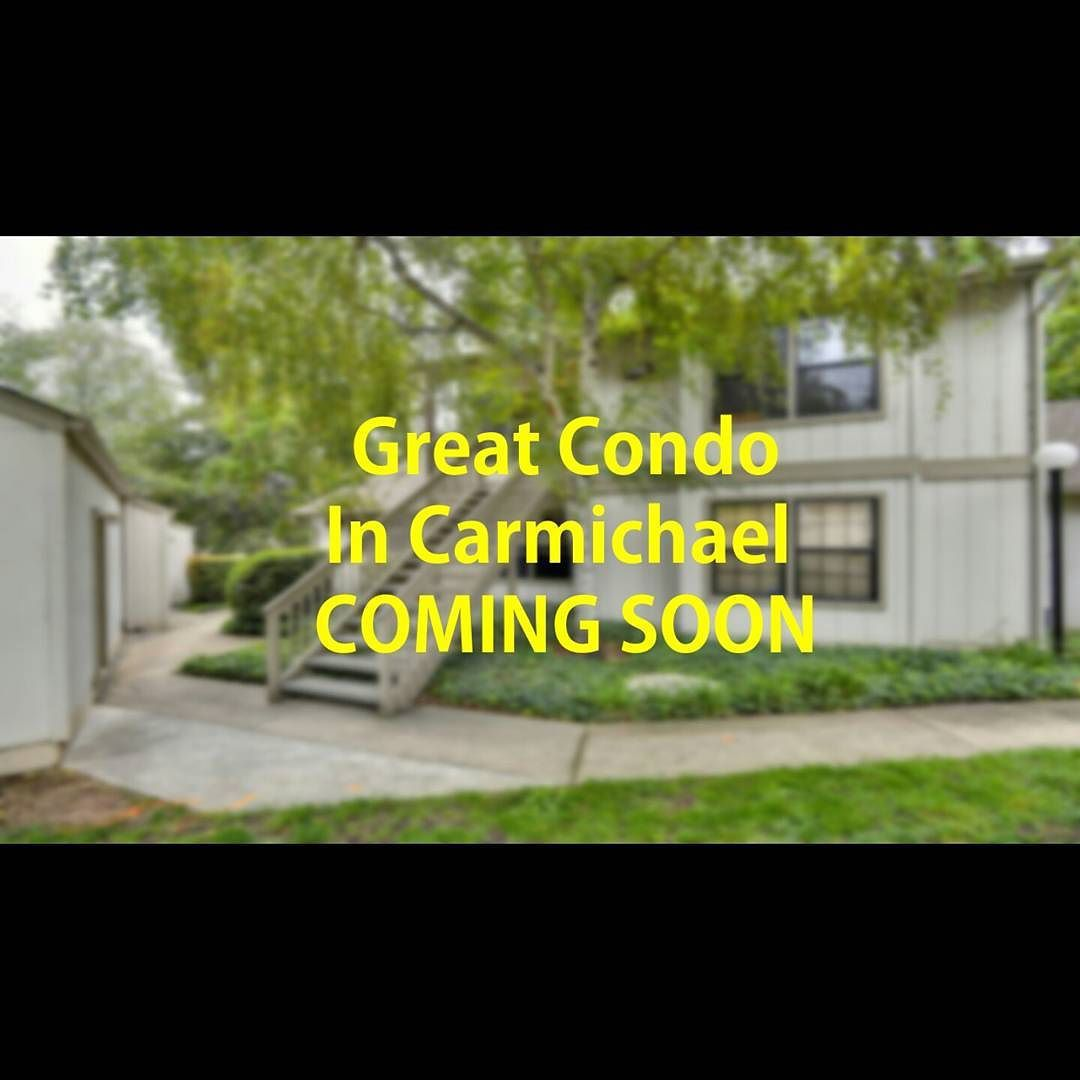 We have a great condo in Carmichael  coming soon! Keep an eye out for more information!! #condo #comingsoon #realestate #kellerwilliams #thedarosateam