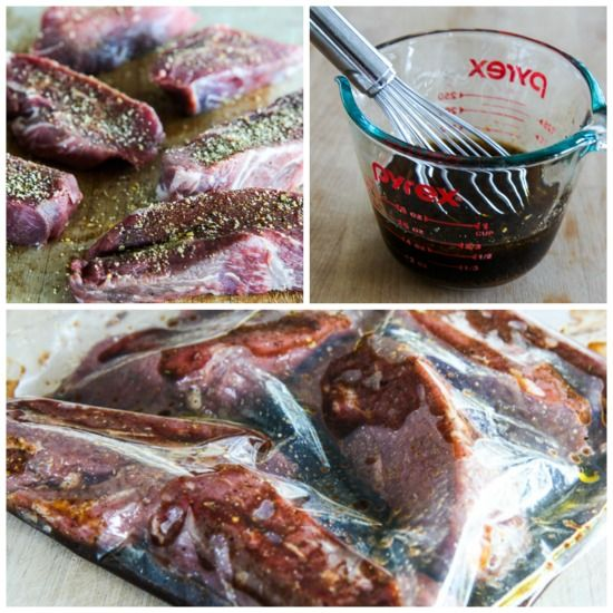 Carol's Completely Fabulous Steak Marinade and Grilled Tri-Tip – Kalyn's Kitchen