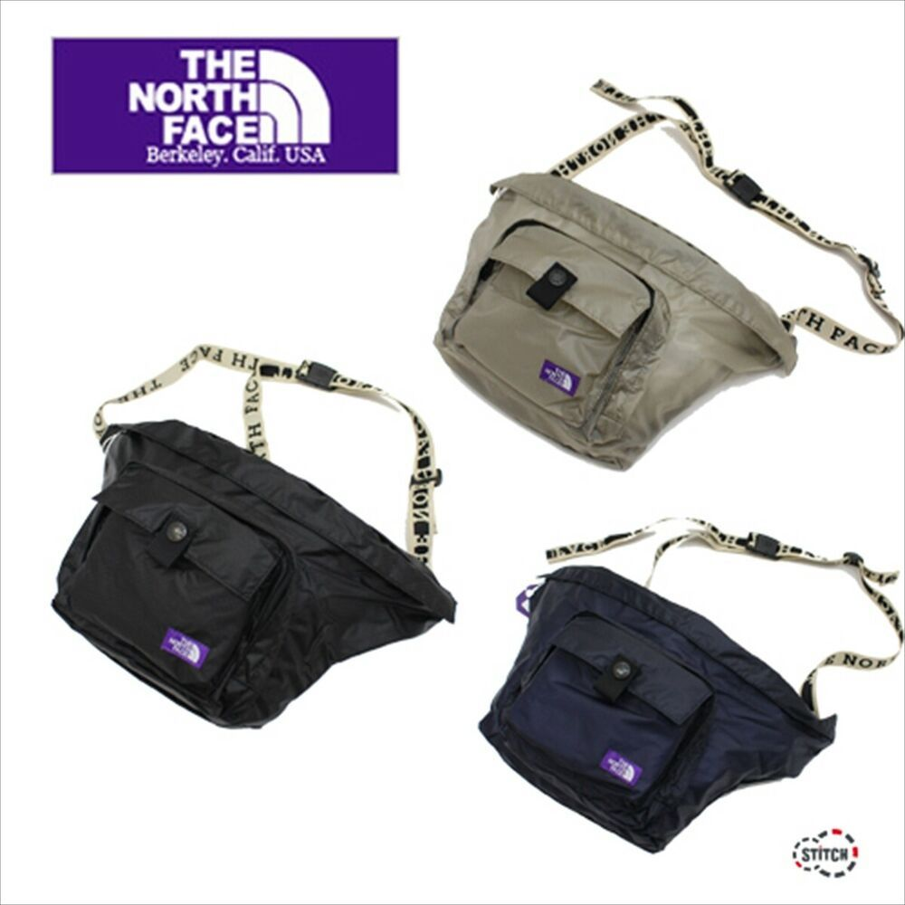 6a7dda554 Ad)eBay - THE NORTH FACE PURPLE LABEL Waist bag Body bag NN7918N ...