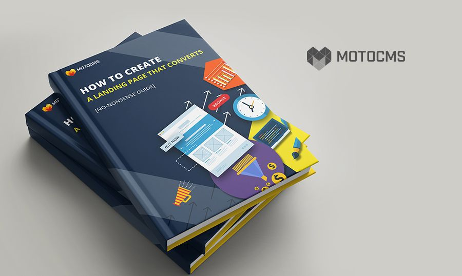 Create A Landing Page That Converts With A Free MotoCMS eBook