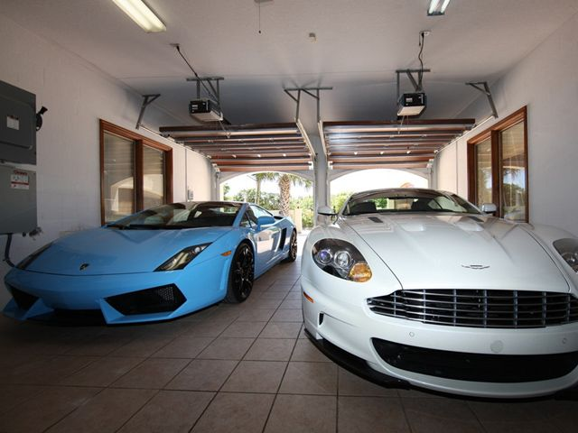 The Ultimate Garages For Exotic Cars For The Home Pinterest