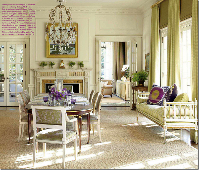 GREEN Dining room decor, Home, Interior