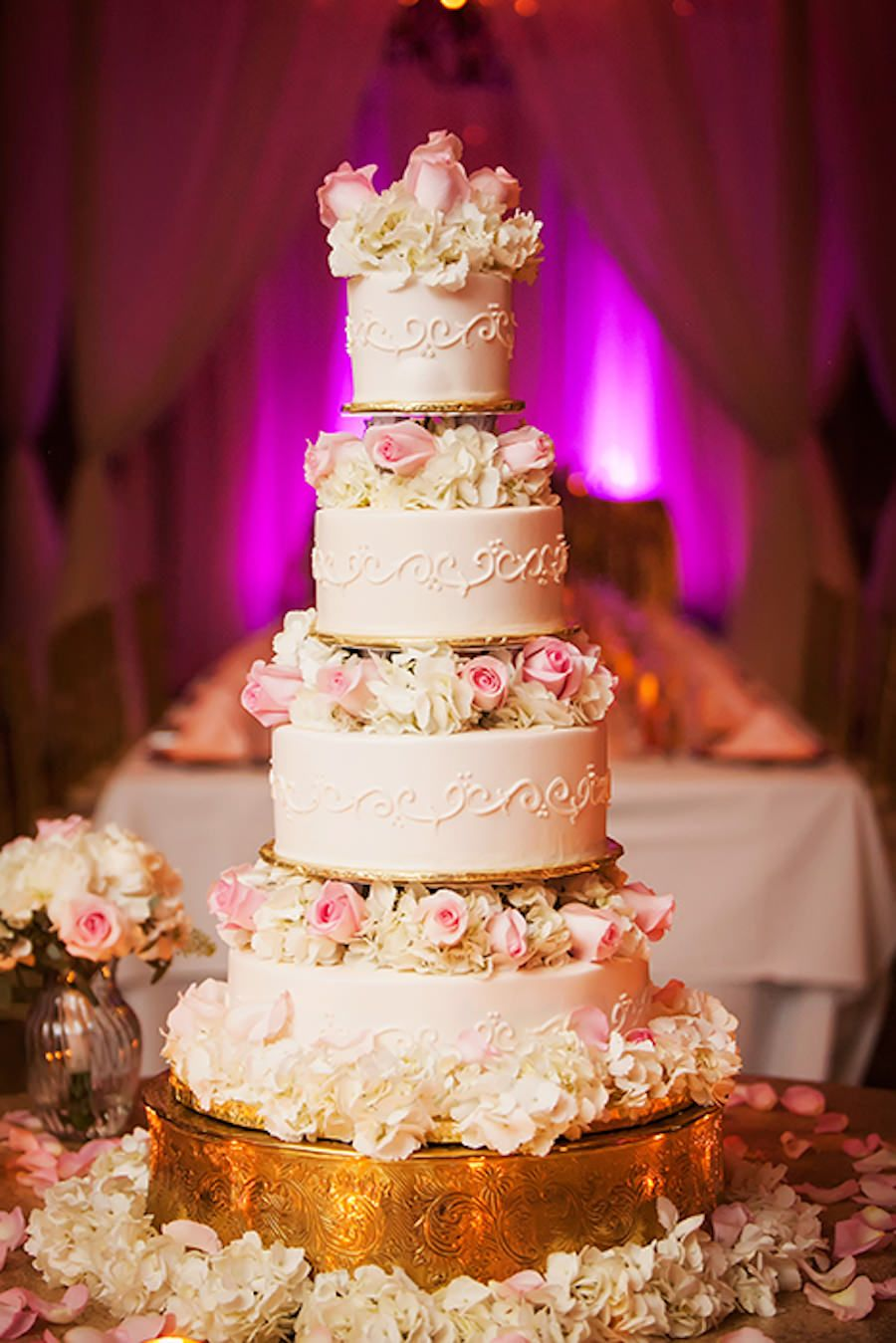 Romantic blush pink gold u ivory st pete beach wedding wedding