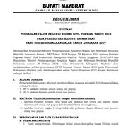 Dropbox Penerimaan Cpns Kabupaten Maybrat 2019 Simplify Your Life
