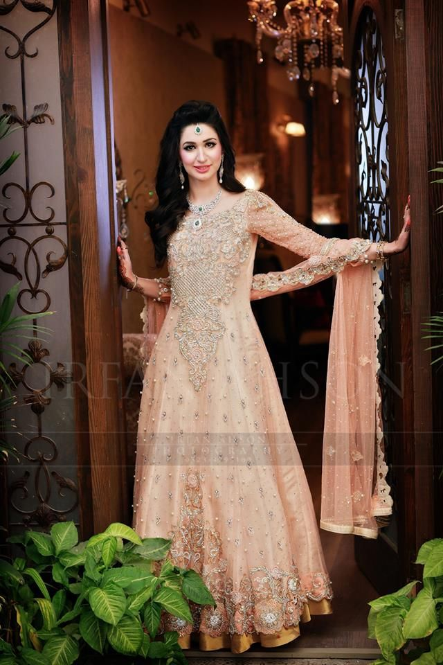 New style wedding dresses 2018 pakistan