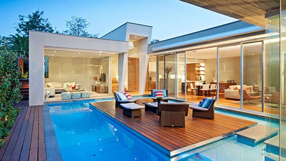 This Australian House Has A Pool With An Island, And Nothing Else Matters |  Gizmodo