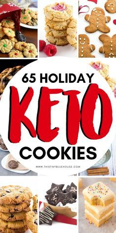 Looking for Keto friendly cookies this holiday season? Here are 65 delicious Keto Christmas Cookies that are perfect for any Christmas party or potluck!  Looking for Keto friendly cookies this holiday season? Here are 65 delicious Keto Christmas Cookies that are perfect for any Christmas party or potluck!