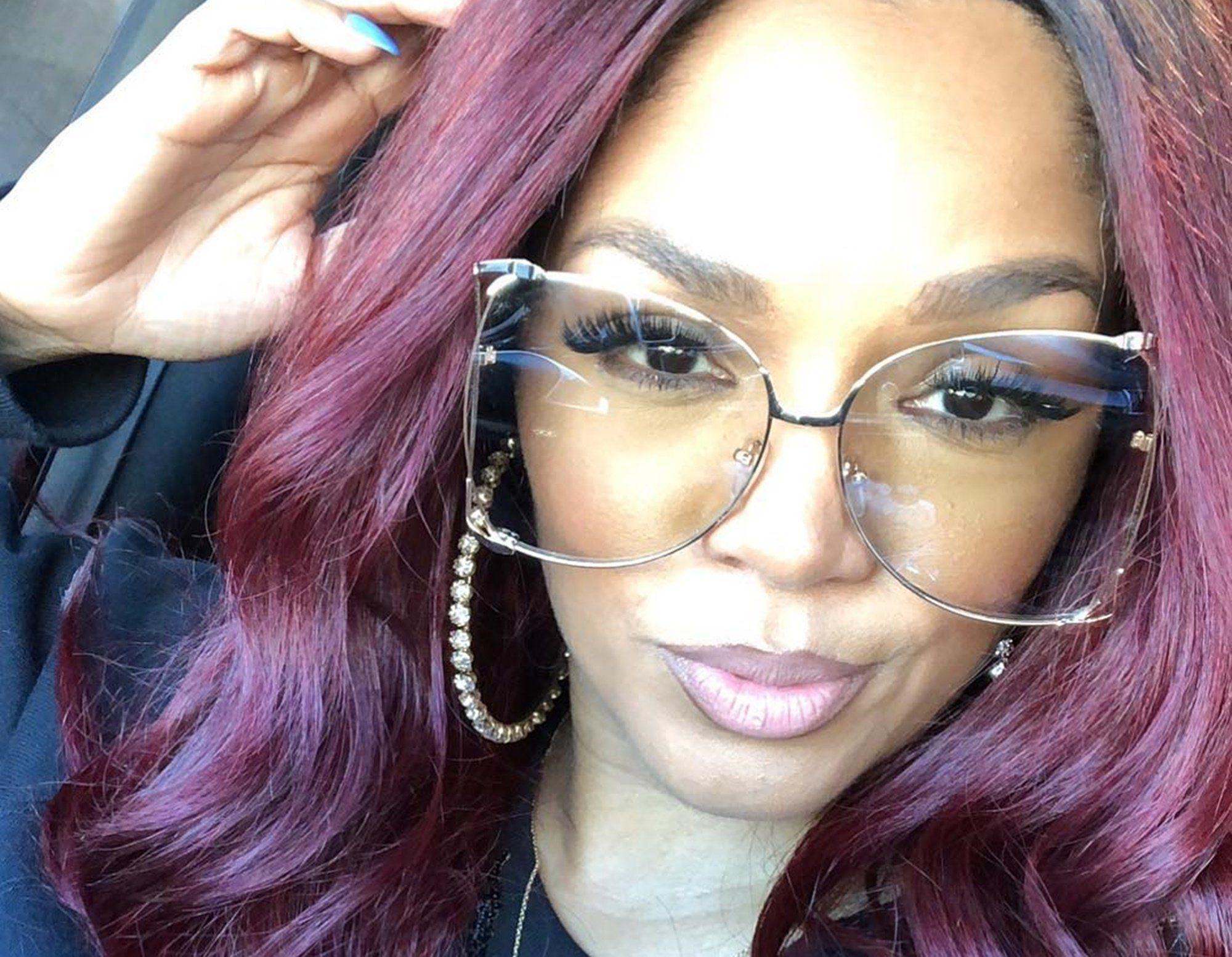 Rasheeda Frost Goes Makeup Free In New Photo Love Hip Hop Atlanta Fans Say Kirk Is To Blame For Her Tired Looking Face Rasheeda Frost Rasheeda Latest Hairdo