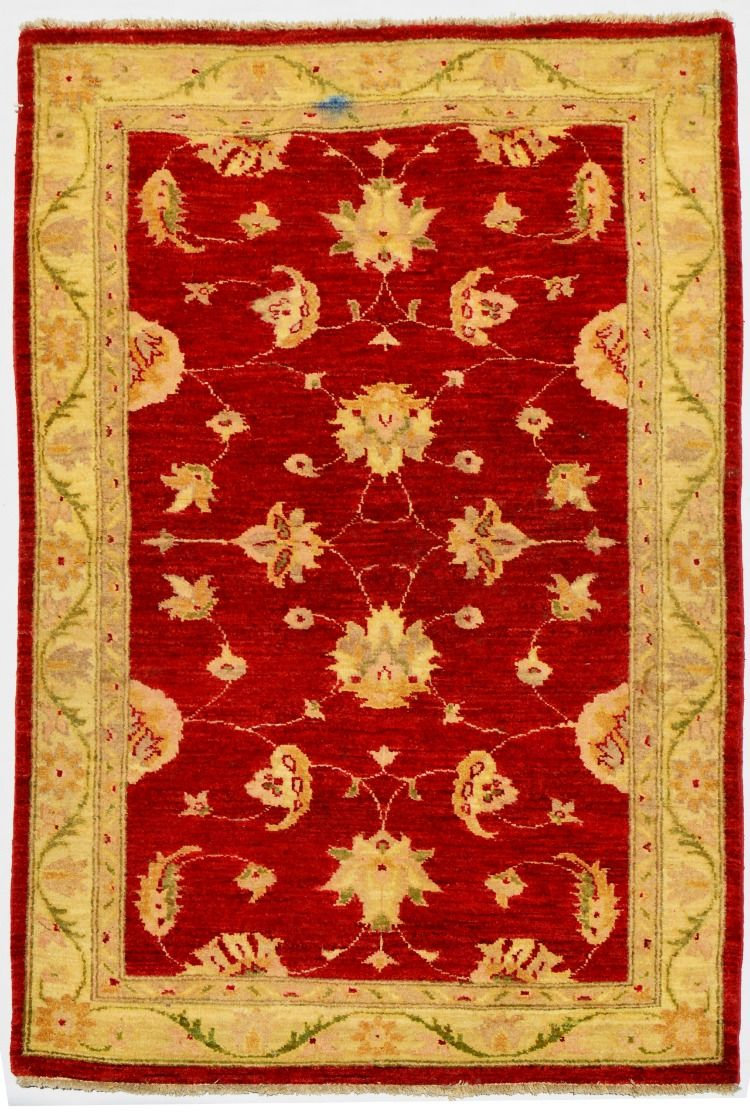 3 X 5 Ft Beautiful Red Color Area Rug 100 Hand Knotted Etsy In 2020 Area Rugs Rugs Color