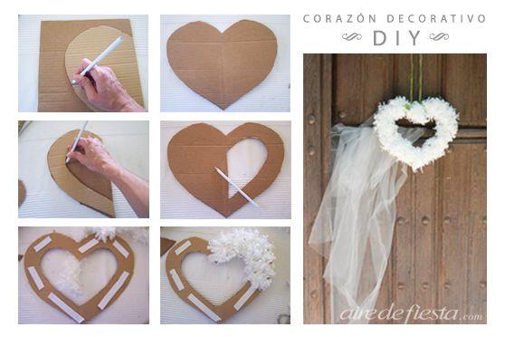 Decoracion casamientos campestres buscar con google d - Manualidades para decoracion ...