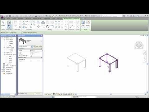How To Create Boxes Revit Simple Families Tutorial Revit Architecture Autocad Revit Autodesk Revit