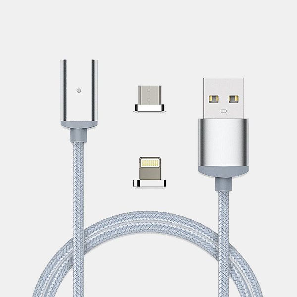 Original Magnetic Cable For Iphone And Android Devices Phone Cables Iphone Cable Magnetic Charging Cable