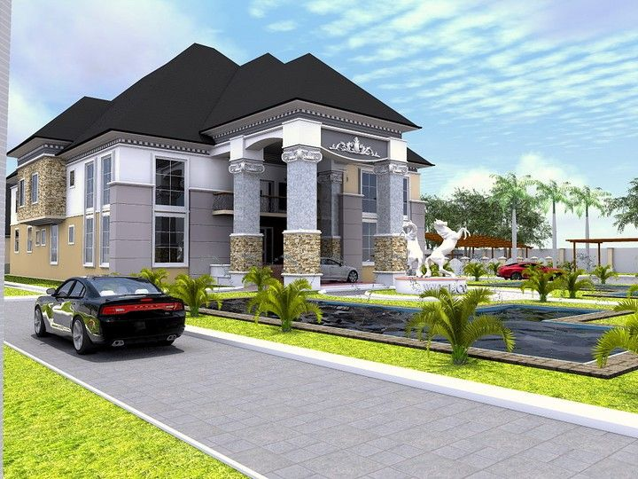 Construction Of 5 Bedroom Duplex And a 4 Bedroom Bungalow in Imo
