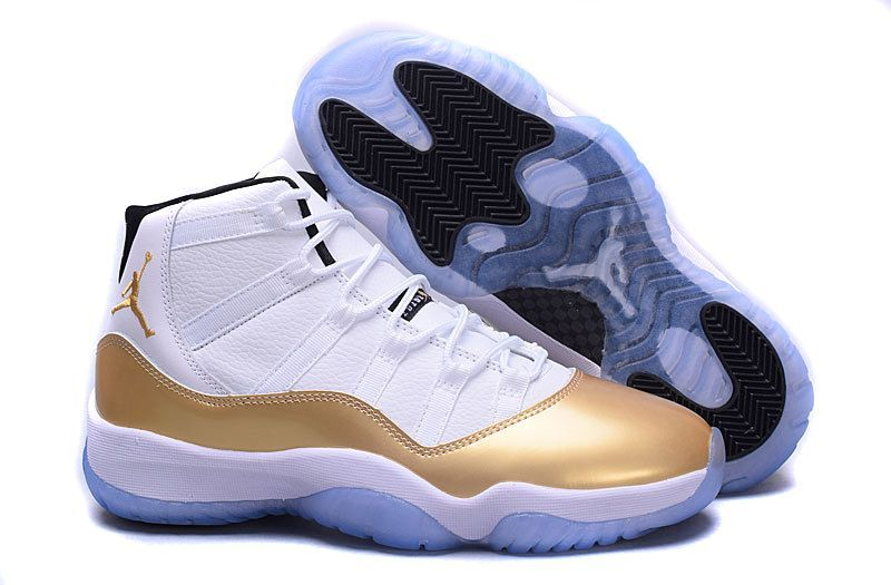 "Buy 2017 Air Jordan 11 ""Olympic"" White Metallic Gold Coin-Black Authentic  from Reliable 2017 Air Jordan 11 ""Olympic"" White Metallic Gold Coin-Black  ... 74e61fad1"