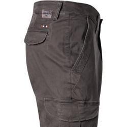 Photo of Pantaloni cargo Napapijri uomo, cotone elasticizzato, grigio Napapijrinapapijri