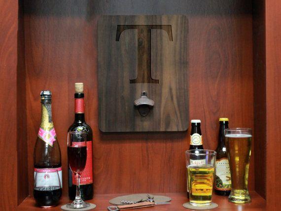 custom wood bottle opener board custom beer bottle opener sign