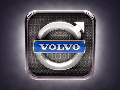 Volvo club iOS icon Ios icon, Volvo, Icon design