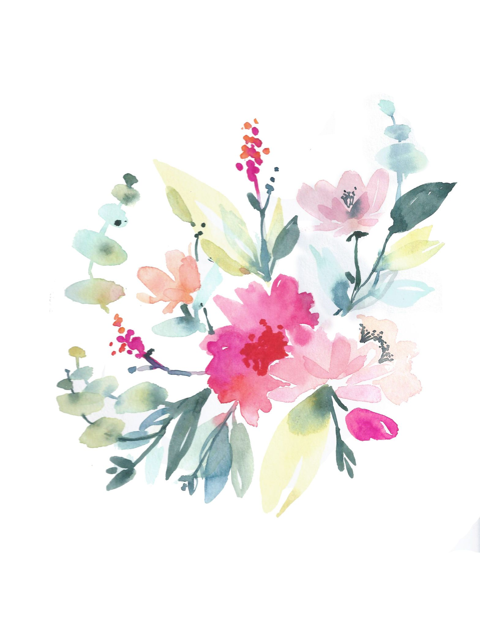 Rencontre Avec L Aquarelle Tribulations De Marie Bouquet