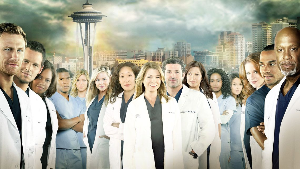Greys Anatomy Season 10 Trailer On Sky Living Hd People