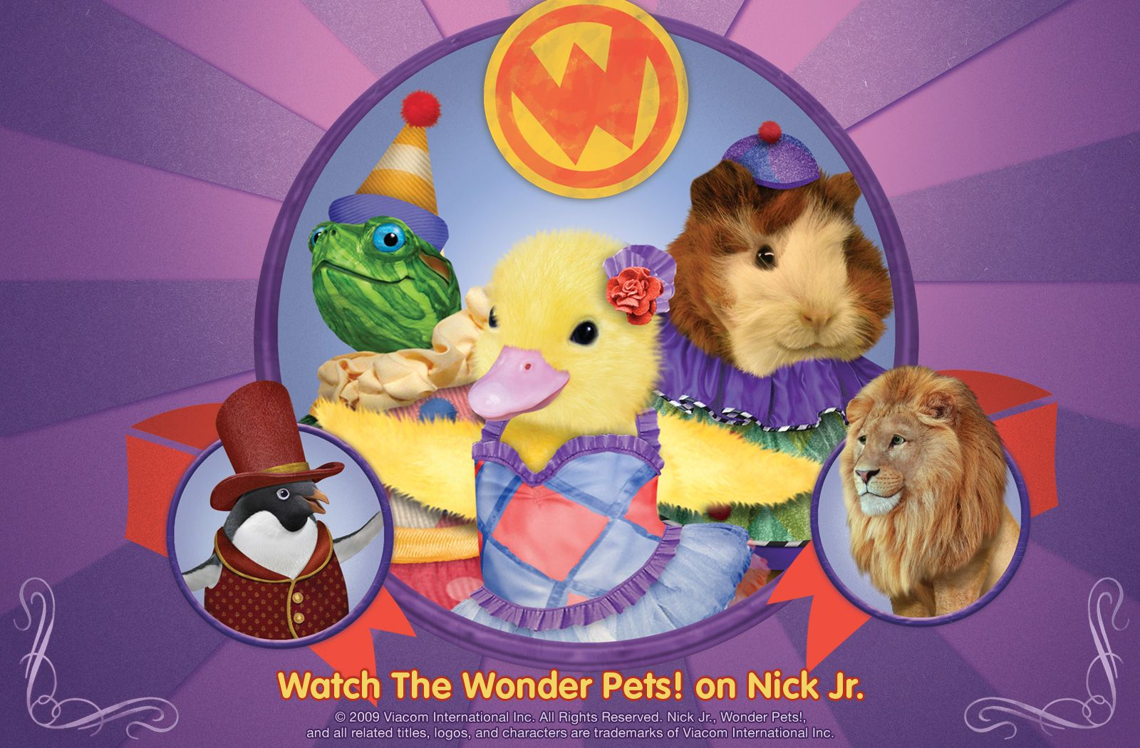 Wonder Pets Full Episodes Videos And Games On Nick Jr Kids Shows Wonder Pets Nickelodeon Cartoons