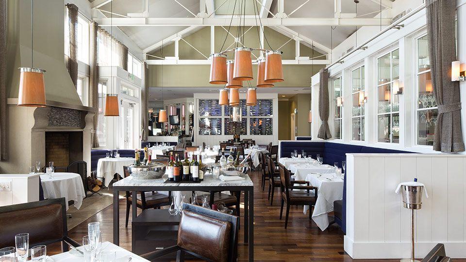 Napa Valley Restaurant Farm at the Carneros Inn Fine