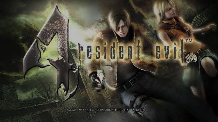 Biohazard 4 Resident Evil 4 Apk And Obb Data Download For