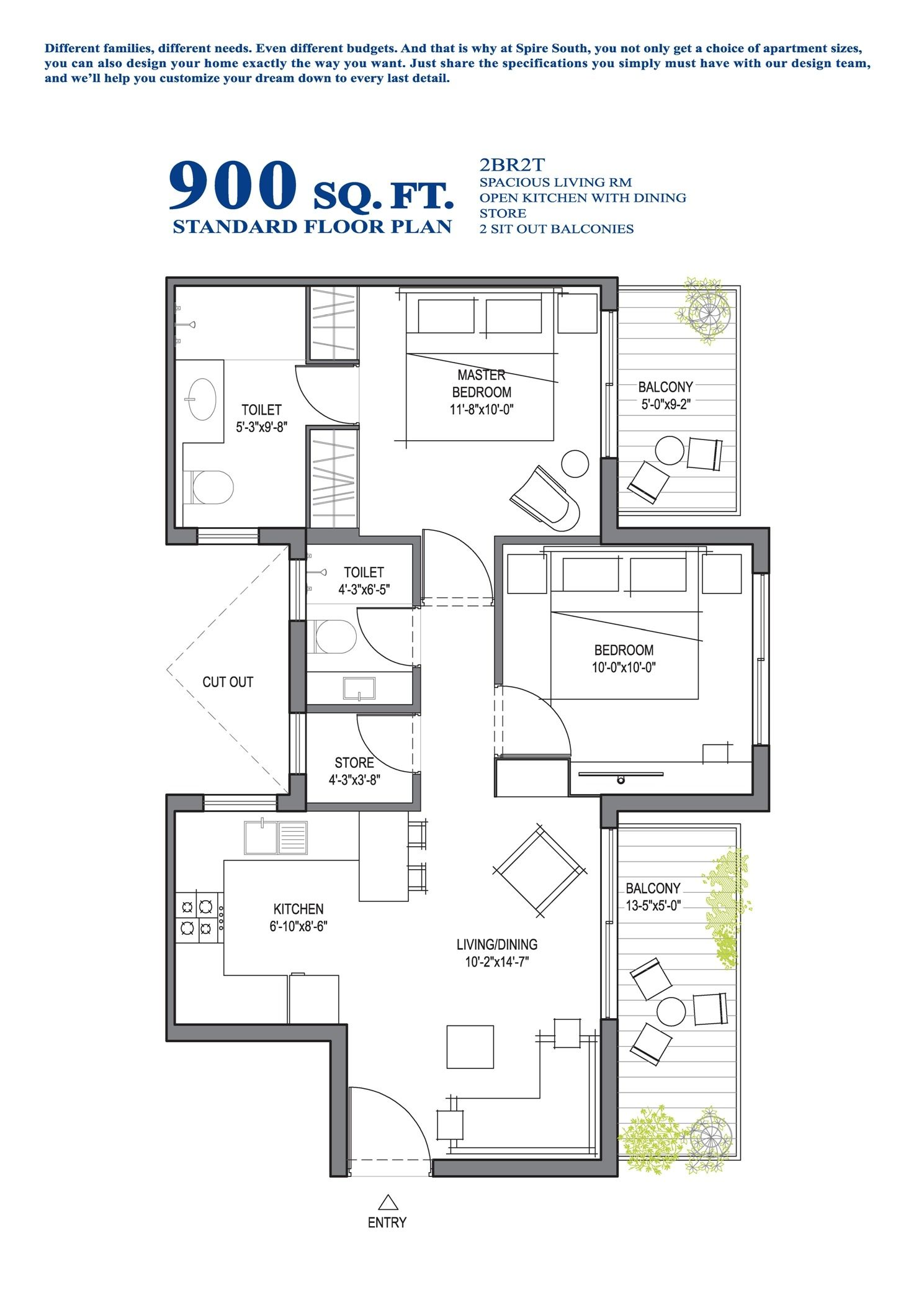 Home Plan And Elevation 1950 Sq Ft Home Appliance Model House Plan Indian House Plans Home Plan Software