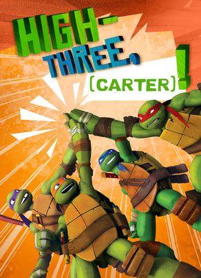 Cardstore Closing Teenage Mutant Ninja Turtles Birthday Party Ninja Turtles Birthday Party Ninja Turtle Birthday