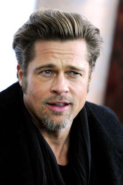 Brad Pitt Haare