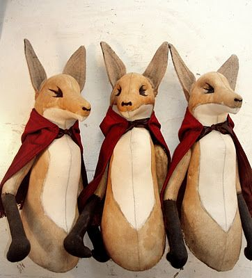 Mister Finch foxes