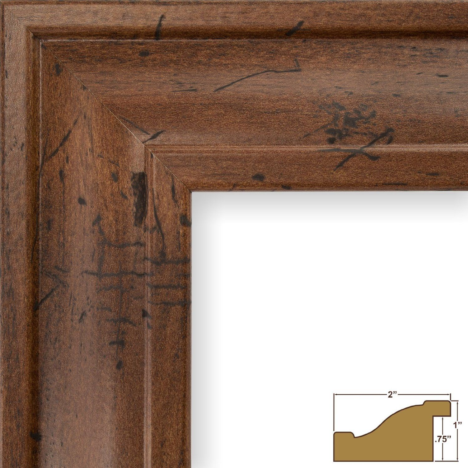 Amazoncom Craig Frames 76004 20 By 30 Inch Picture Frame Smooth