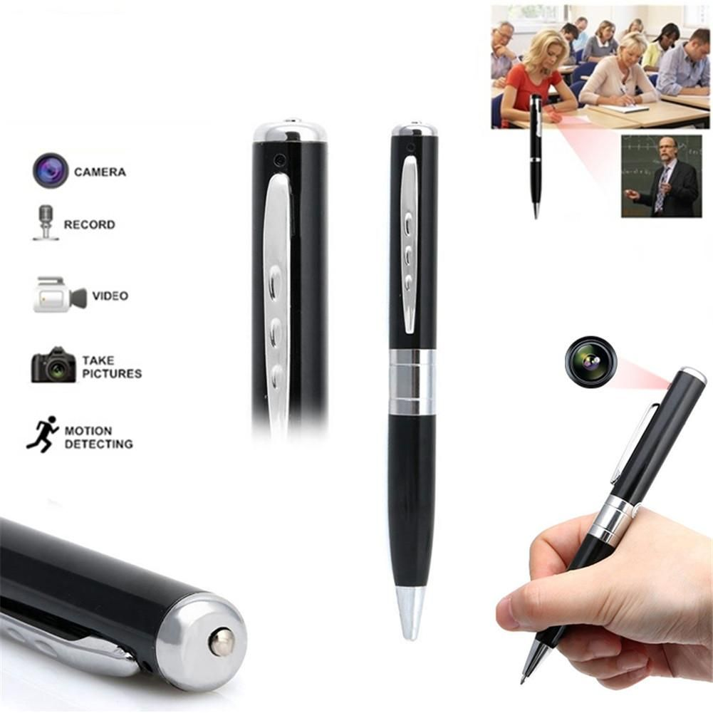 New Gold HD Spy Pen Camera DVR Audio Video Recorder Camcorder Mini DV 1280*960