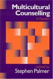 Palmer, Stephen: Multicultural Counselling : A Reader