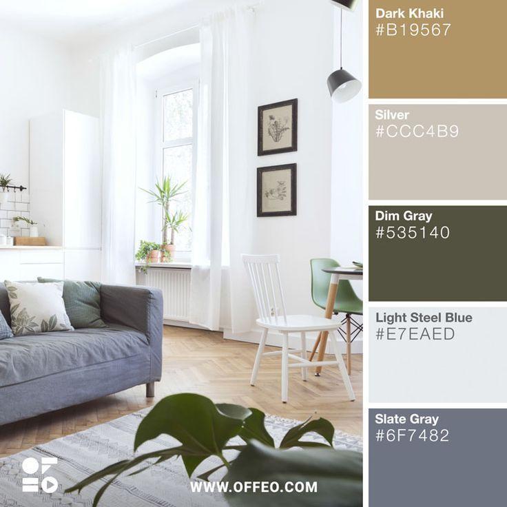 Modern Home Decor Colors