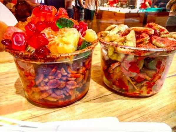 El para so de las botanas aciditas est en m xico y for Ahora mexican cuisine