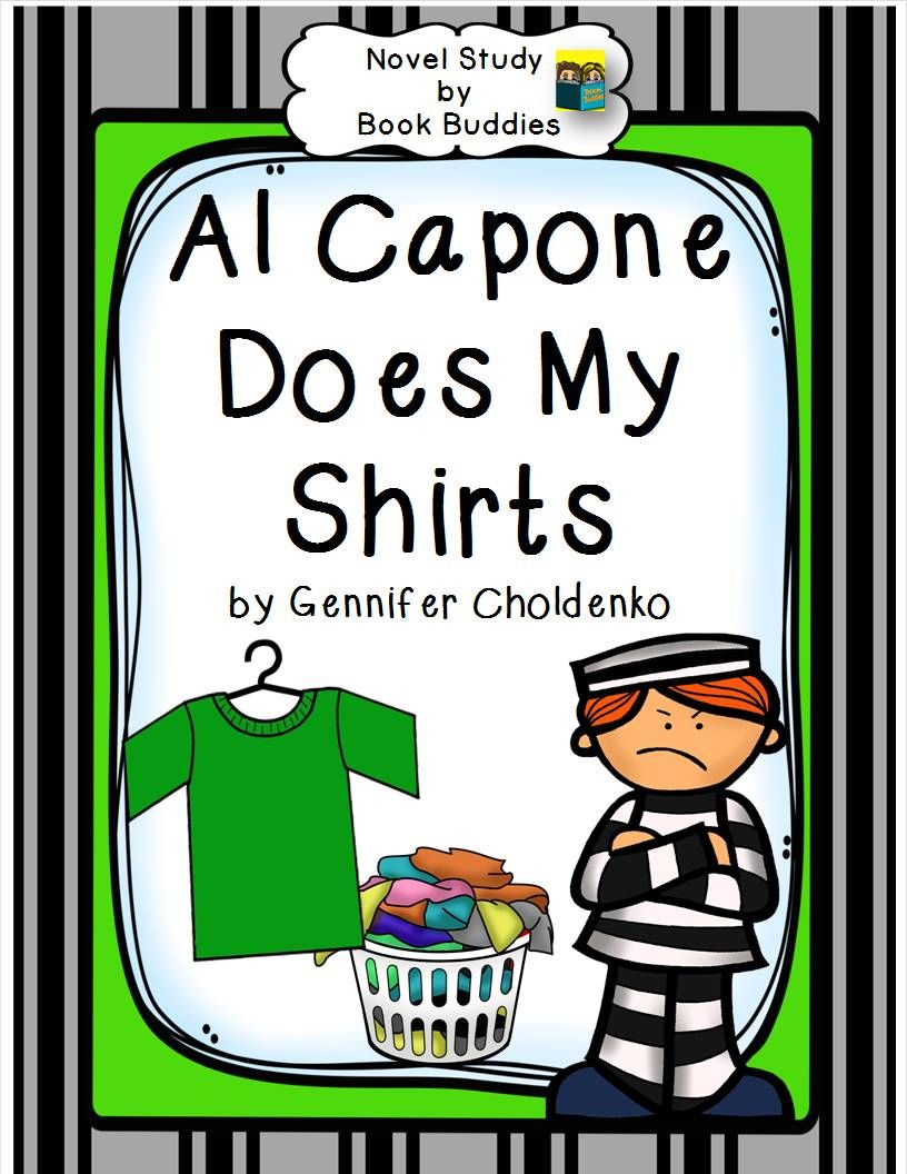 thesis for al capone does my shirts We will write a custom essay sample on al capone does my shirts specifically for you for only $1390/page order now  piper even goes to the extent to telling schoolmates that al capone, the great gangster, may even be the one to wash their clothes.